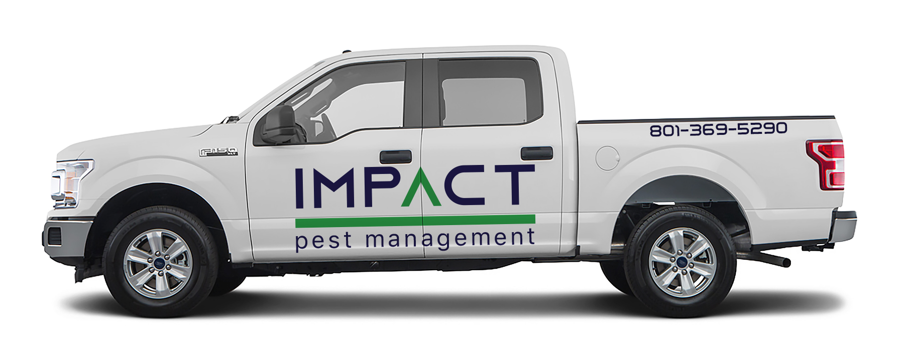 Impact Pest Management Ford F-150 Driver